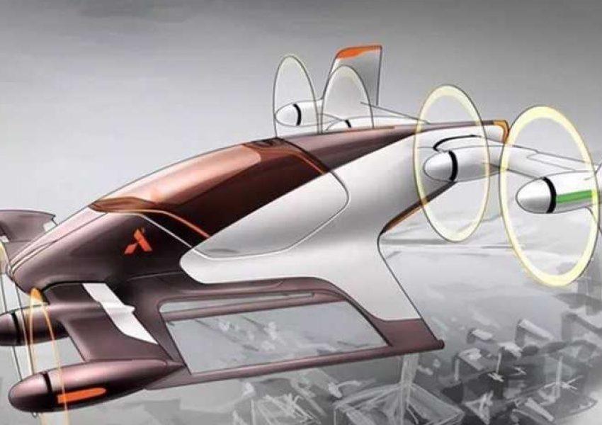 Probarán «auto volador» este año