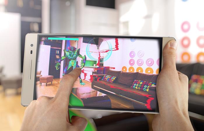 Lenovo presenta en el CES nuevo Smartphone con realidad aumentada