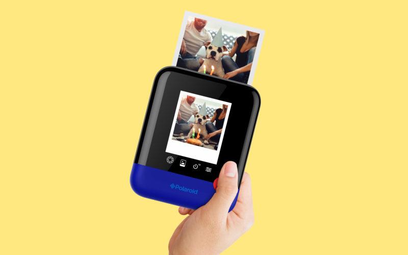 Conoce los novedosos productos de Polaroid en el CES 2017