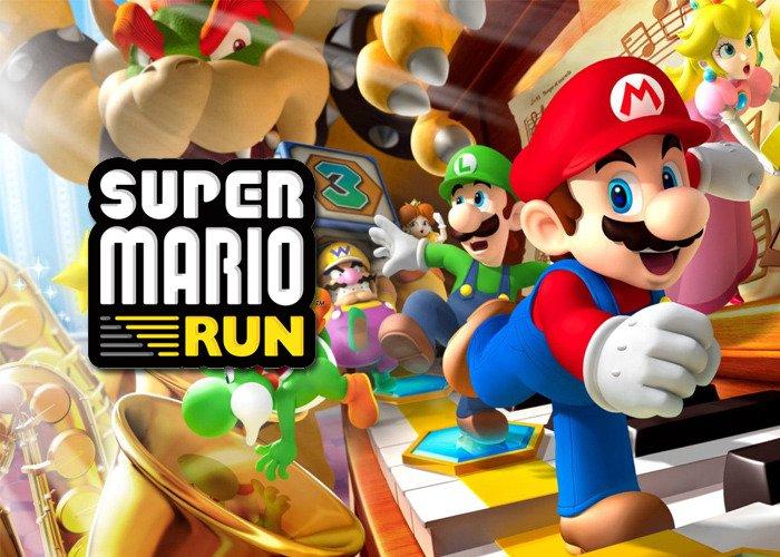 En marzo Super Mario Run llega a Android