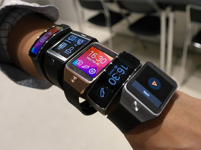 Wearables de Samsung ya son compatibles con iOS