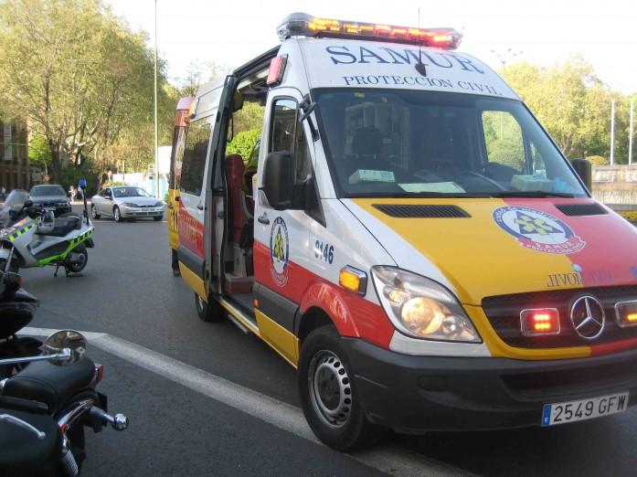 Conoce las ambulancias que avisan su paso en los reproductores de los carros