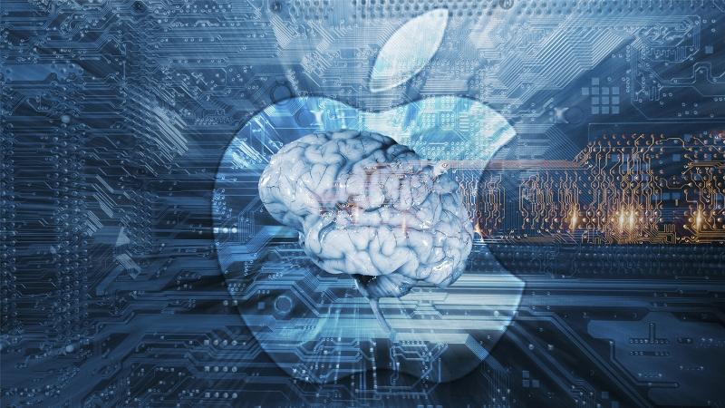 Apple se integró a la inteligencia artificial