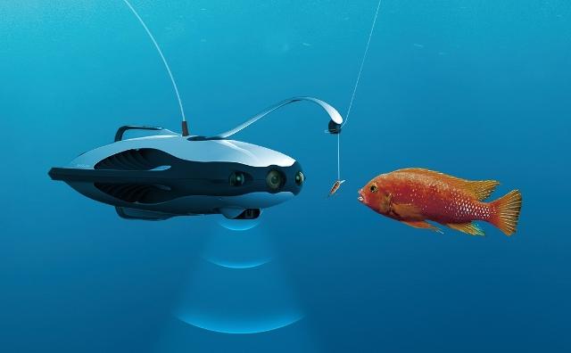 Drones acuáticos, encandilan en el CES 2017