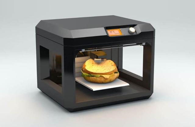 Impresoras 3D pronto estarán en cocinas