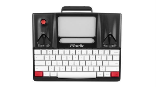 Freewriter: la máquina de escribir conectada a Internet