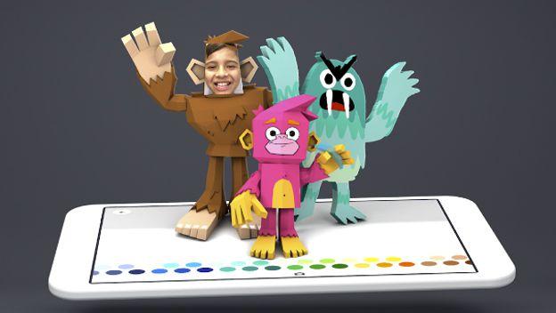 Toontastic 3D: la nueva app infantil de Google