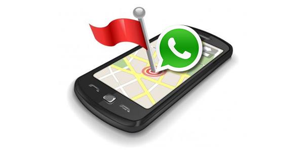 WhatsApp añadirá GPS y ofrecerá ubicación de los contactos
