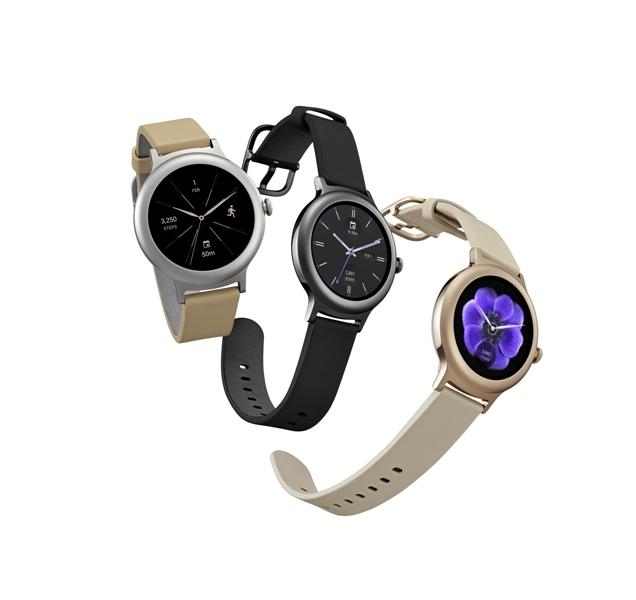 LG Y Google desarrollan los primeros  relojes con android wear 2.0