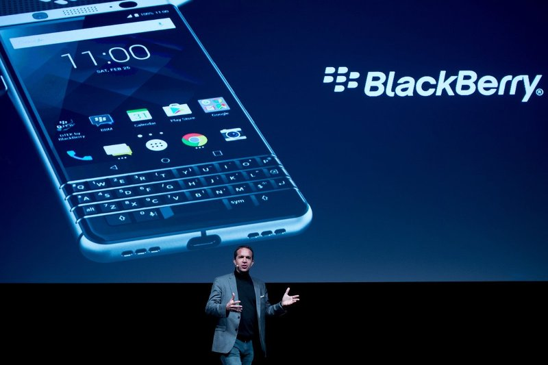 TCL communication presenta al mundo el completamente nuevo Blackberry® Keyone en el MWC 2017