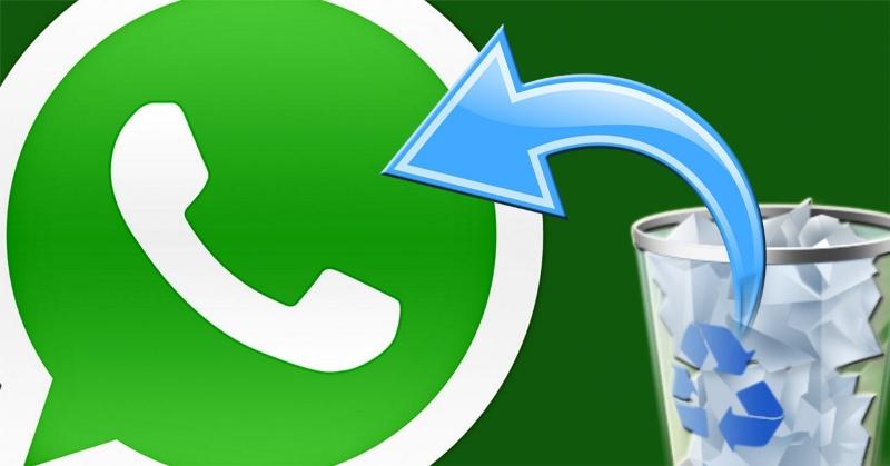Podrás recuperar en WhatsApp los mensajes enviados por error