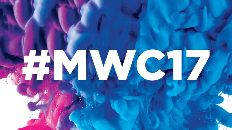 Twitter en línea con el # MWC17