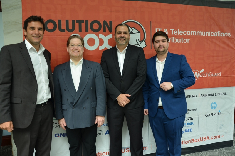 Solution Box Evolution Tour arrancó en Puerto Rico