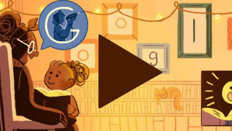 Google lanza doodle para conmemorar el Día de la Mujer