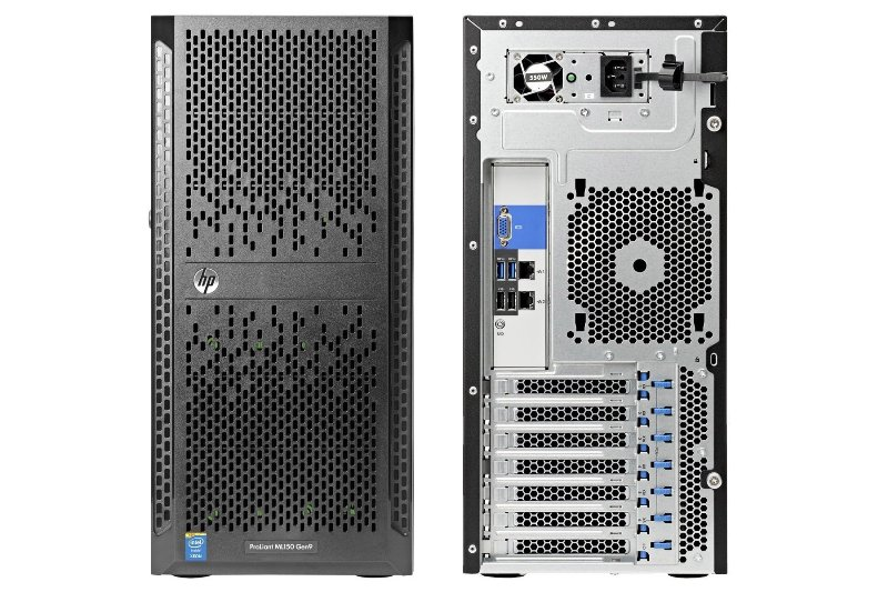 HPE ProLiant ML150 Gen9 es rendimiento, eficiencia y expansión