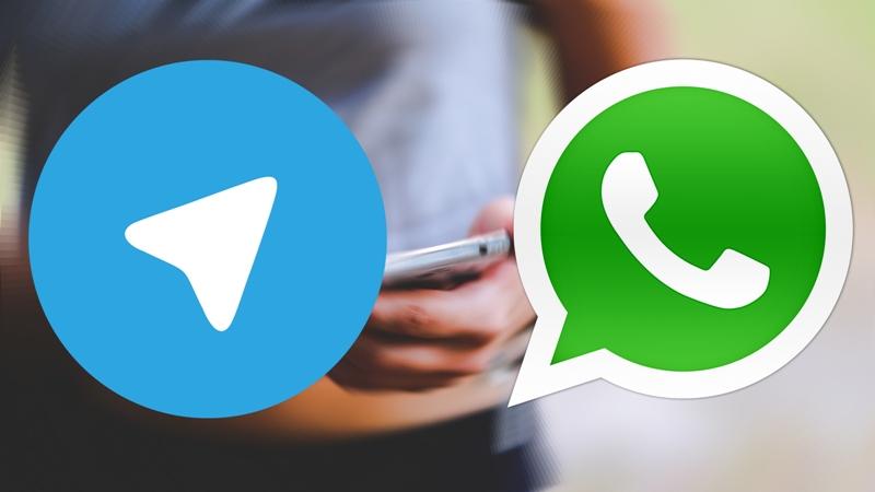 WhatsApp y Telegram cerraron vulnerabilidad de datos