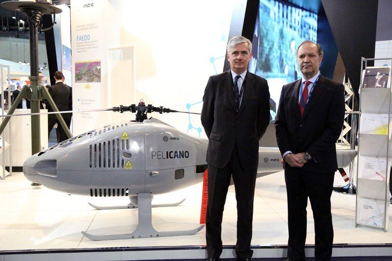 Indra Presenta Su Solución Inteligente Para Detectar Y Contrarrestar Drones