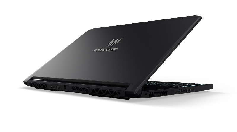 Acer presenta nuevos notebooks gaming ultra finos, desmontables y PC All-in-One con tecnología térmica avanzada