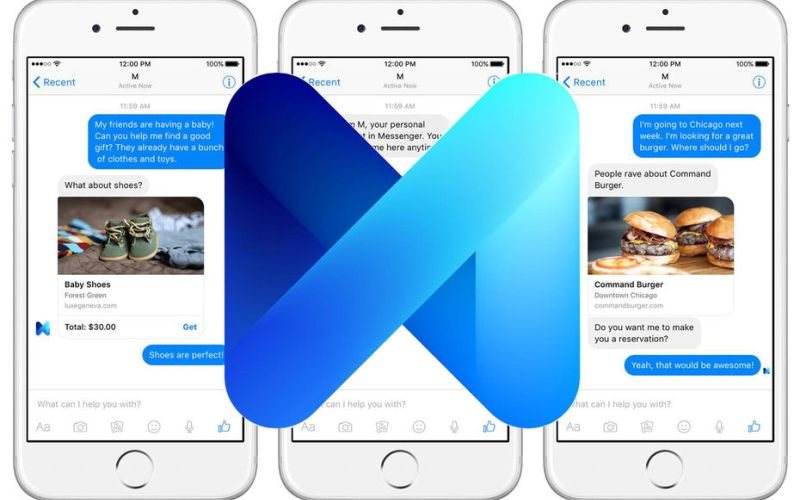 Facebook lanza asistente virtual «M» similar a «Siri»