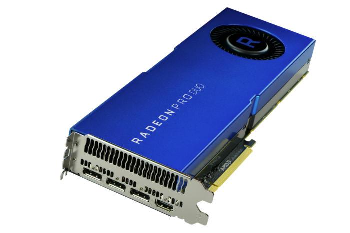 AMD anunció la primera tarjeta gráfica dual-GPU para profesionales