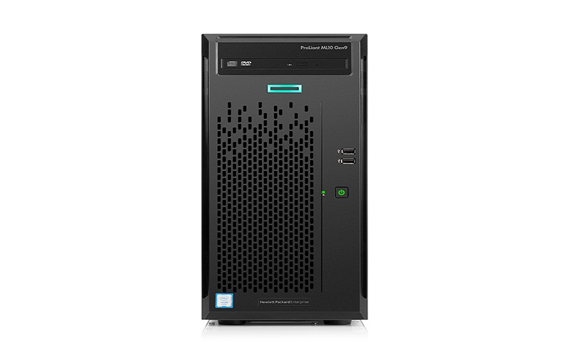HPE Flex Solutions para My First Server mantiene su negocio a toda máquina