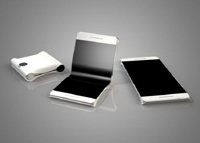 Teléfono plegable de Samsung cada vez más cerca de ser real
