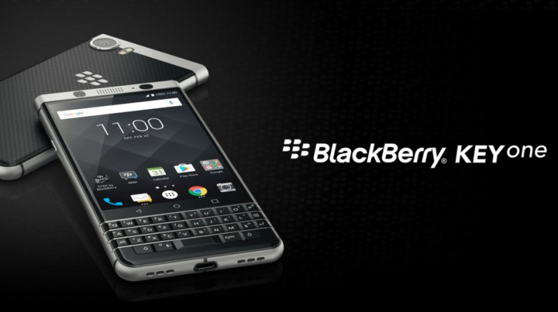 BlackBerry KEYone llega a Republica Dominicana
