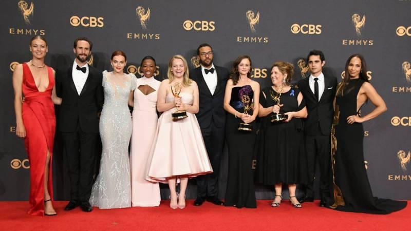 La noche de los premios Emmy 2017 se vivió en Twitter