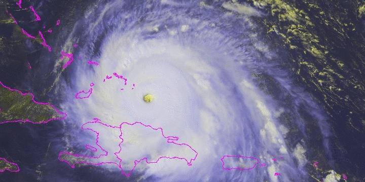 Google activa «Alertas SOS» por paso de Irma