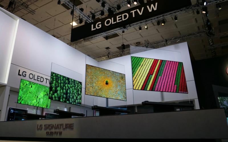 En IFA 2017: LG resalta asociación  televisiva con Dolby y Technicolor