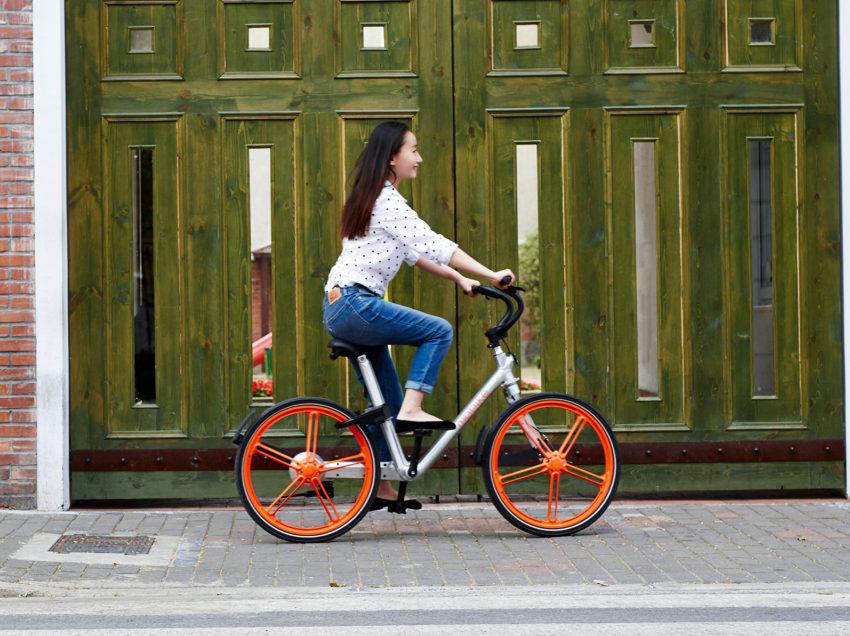 Mobike, AT&T y Qualcomm Colaboran en Tecnología IoT Móvil para Bicicletas Inteligentes Compartidas