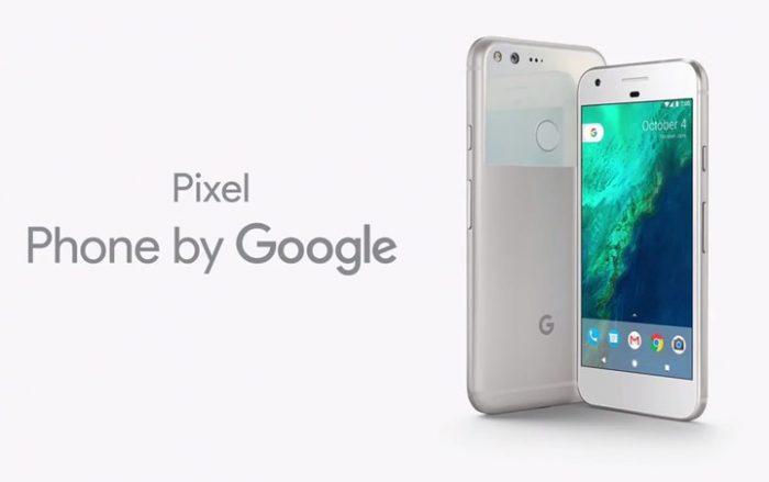 Pixel de Google podría llegar al mercado en octubre