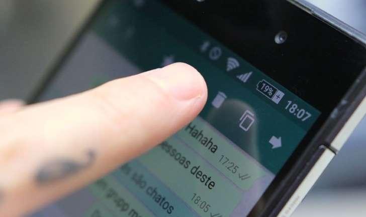 WhatsApp experimenta con borrar mensajes enviados