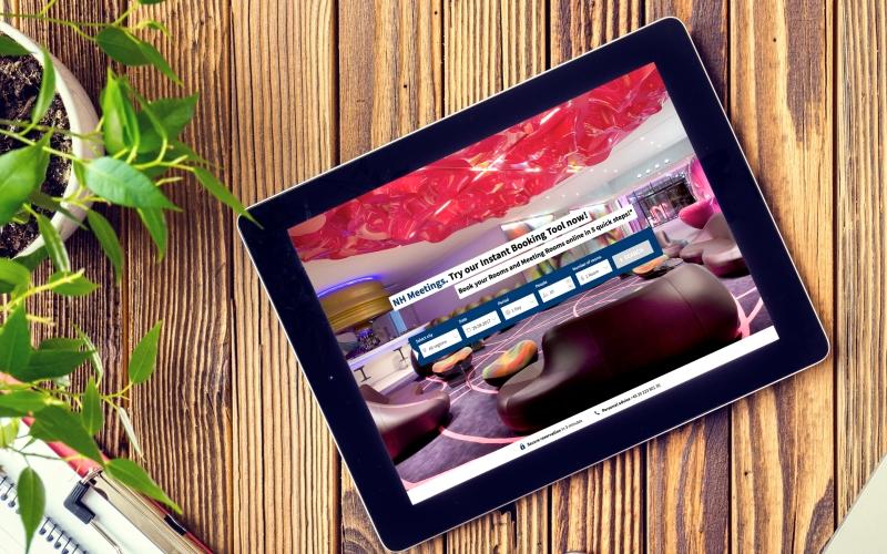 NH Hotel Group lanza innovadora solución online de reserva y pago inmediato para reuniones y eventos