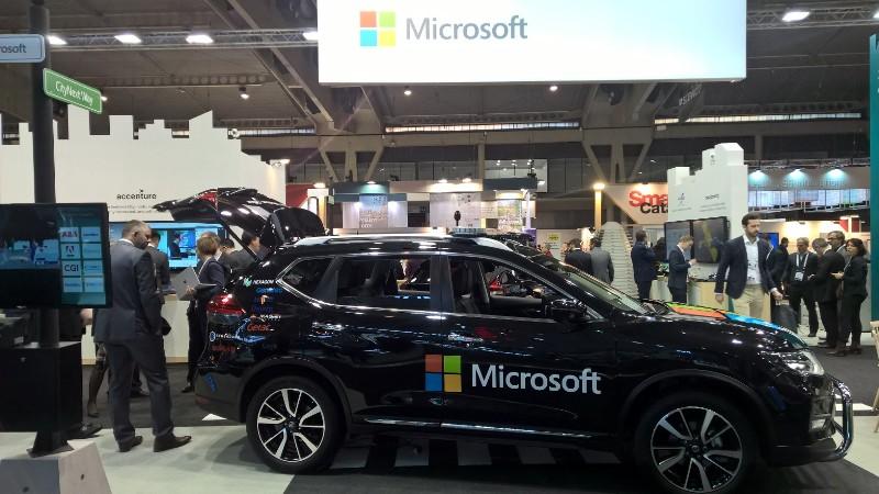 Microsoft refuerza apuesta por ciudades inteligentes en Smart City Expo 2017