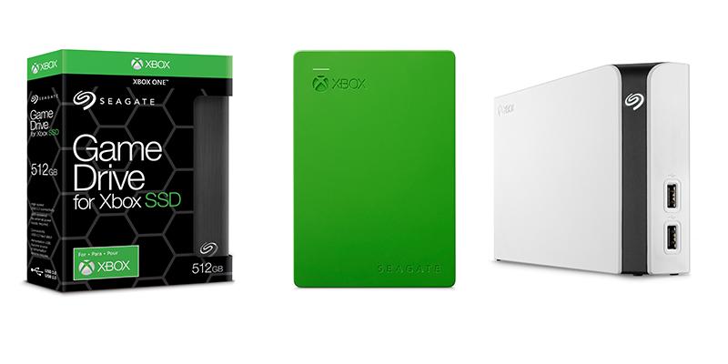 ¡Atención Gamers! Diviértete este 'Buen Fin' con Seagate y Xbox One X