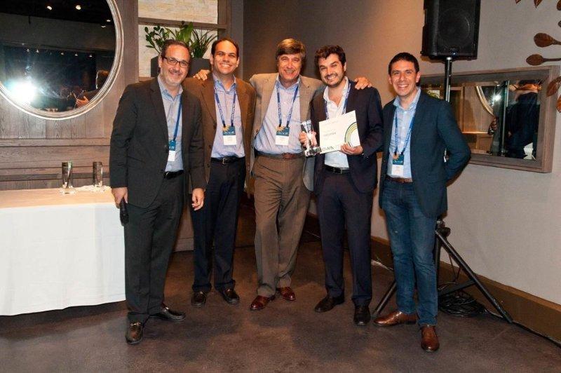 Intcomex reconocido como distribuidor del año para la región CANSAC en el Cisco Partner Summit 2017