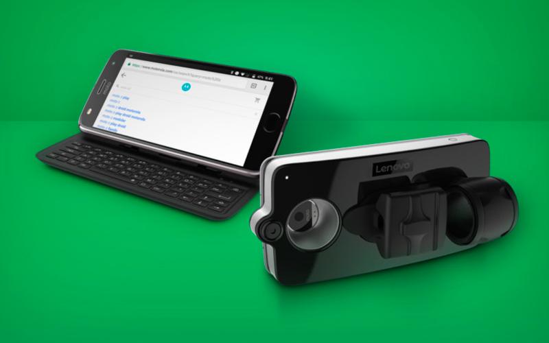 Lenovo llevó al CES dos Moto Mods muy originales