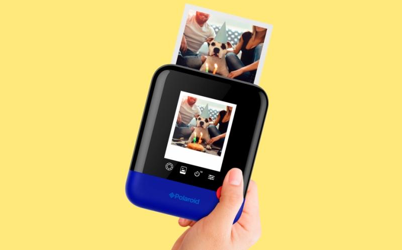 CES 2018: Polaroid POP toma fotos y las imprime en segundos