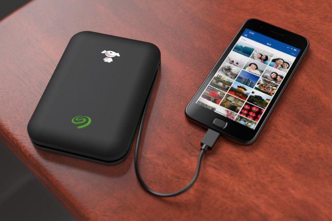Seagate lanza nuevas unidades de almacenamiento portátiles en CES 2018