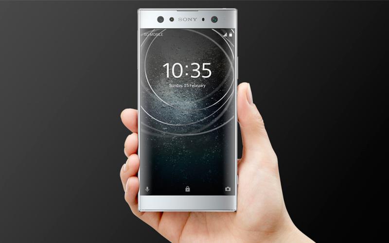CES 2018: Sony presentó dos nuevos súper smartphones