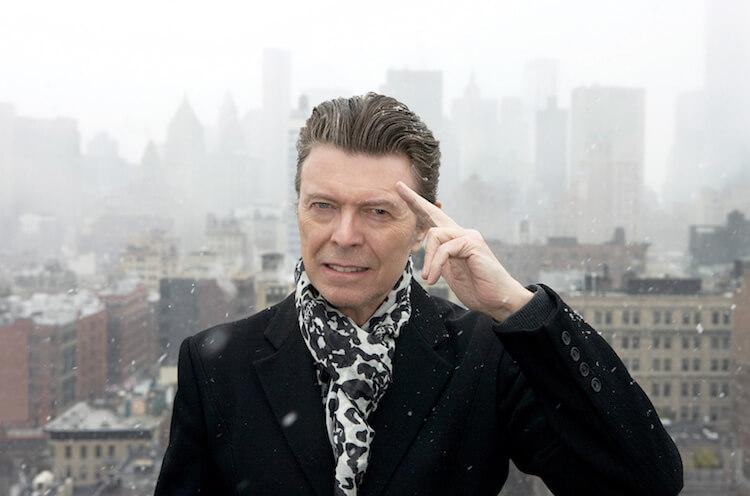 Recordaron a Bowie en Spotify