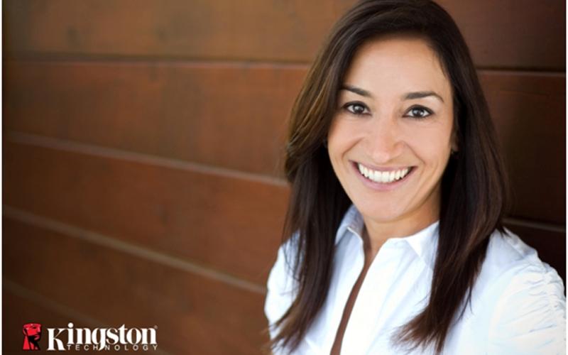 Kingston Technology: una historia de liderazgo de la mujer en Latinoamérica.