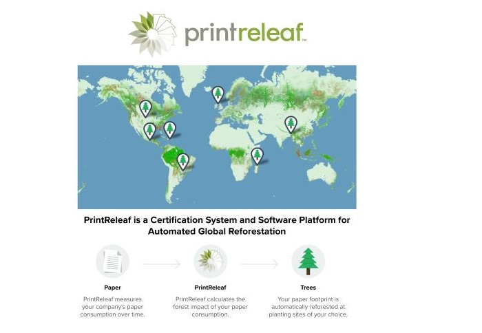 Xerox se asocia a PrintReleaf para ayudar a sus clientes a alcanzar sus objetivos de sustentabilidad