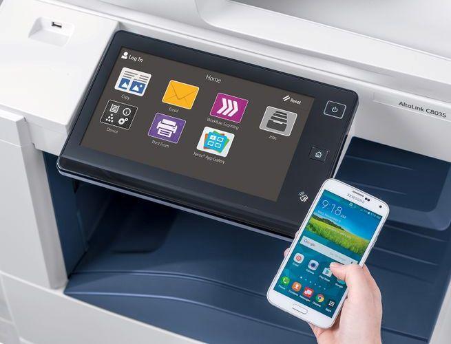 La ciberseguridad en equipos de oficina de Xerox está garantizada en la era del Internet de las Cosas