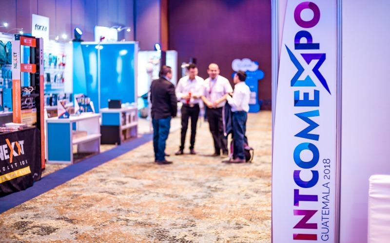 Guatemala cierra exitosamente su Intcomexpo 2018