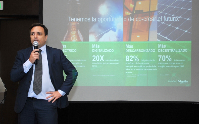 "El ""Innovation Day – Energy"" llega a República Dominicana de la mano de la empresa Schneider Electric"