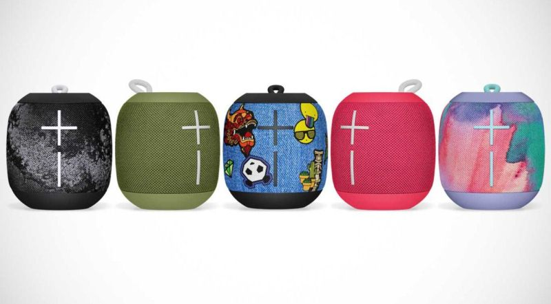 Ultimate ears: presenta Wonderboom Freestyle Collection