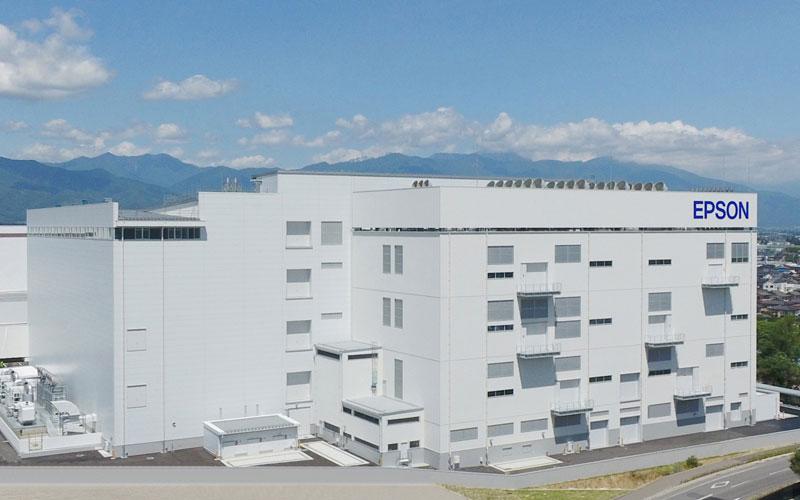Epson finaliza construcción de nueva fábrica de cabezales de impresión de inyección de tinta