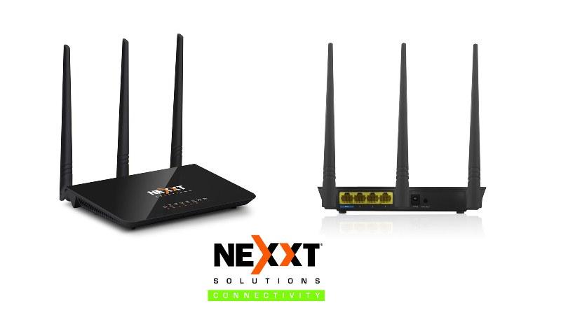 Llega el Router Amp 300 deNexxt Solutions